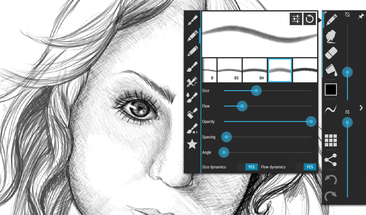 Best free drawing apps for android the daily programmer for Blueprint app free